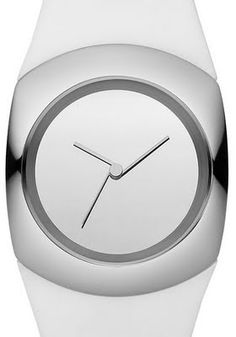 """Minimalist Watch"" by Philippe Starck"