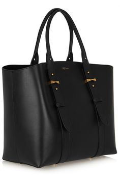 Alexander McQueen | Legend medium leather tote | NET-A-PORTER.COM