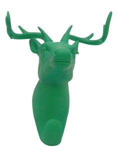 Deer Wall Hook by Three Hands at Gilt