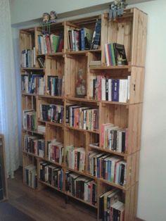 Kitaplar yerini buldu