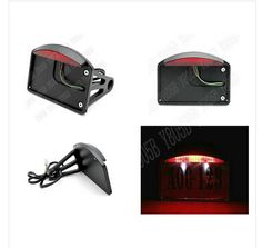 Motorcycle Side Mount License Plate LED Taillight For Suzuki Boulevard C50 Volusia 800 C90 M109R C109 Marauder 800 M50 Intruder-in Brake Lights from Automobiles & Motorcycles on Aliexpress.com | Alibaba Group