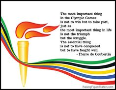 Olympic Creed
