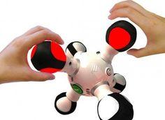 Flashball - Mindblower Flashball aduce ideea de jocuri cu mingi in secolul XXI! Acest joc electronic este cadou perfect pentru colegii pasionati de jocuri si tehnologie.