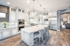 kitchen tiles photos this modern kitchen s white cabinets and subway tile 3349