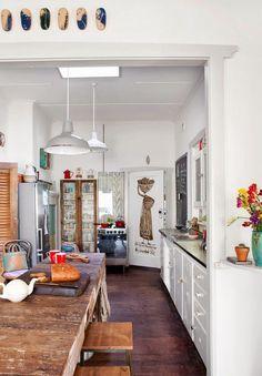 Casa Katrine: Små køkkener