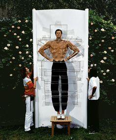 Jean-Paul Goude's Playful and Transformative Retrospective at the Musée des Arts Decoratifs Photography Projects, Art Photography, Fashion Photography, Art Deco Paris, Jean Paul Goude, Grace Jones, Arabic Art, Famous Models, Photomontage
