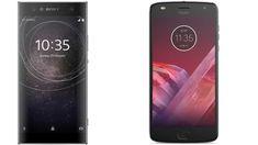Sony Xperia XA2 Ultra vs Motorola Moto Z2 Play Subscribe! http://youtube.com/TechSpaceReview More http://TechSpaceReview.tumblr.com