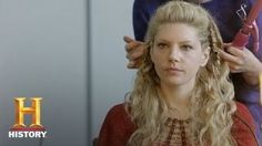 lagertha hair tutorial - All For Hairstyles DIY Braided Hairstyles Tutorials, Trendy Hairstyles, Wedding Hairstyles, Hair Tutorials, Lagertha Hair, Viking Braids, Diy Wedding Hair, Prom Hair, Prom Updo
