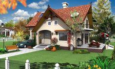 Locuinta P+1, 197 mp   Specificatii: 197 mp / 153 mp utili  (fara terasa, balcoane) amprenta sol: 11