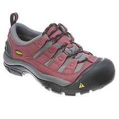 Keen hiking shoes: yes, please!