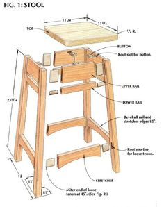 Woodworking with easy wood projects plans is a great hobby but we show you how to get started with the best woodworking plans to save you stress & cash on your woodworking projects Furniture Projects, Furniture Plans, Wood Furniture, Wood Projects, Easy Woodworking Projects, Woodworking Furniture, Woodworking Plans, Woodworking Apron, Woodworking Videos