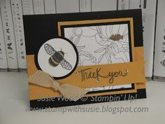Stampin Up!- WOW- I LOVE the words in this new 'Love Sparkles' set!
