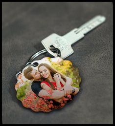 Personalized Double Side Photo Printed 2 Piece KeychainThe same photo is printed on the front and back of the key fobs.Product Box Available #giftforfriend #personalized #birthdaygift baby shower ideas for boys decorations Personalized Double Side Photo Printed 2 Piece Keychain 7+ Baby Shower Ideas For Boys Decorati