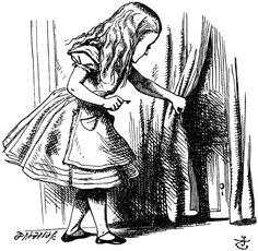 """Información de actualidad en SALAMANCArtv AL DÍA, el primer periódico digital de la provincia de Salamanca, como la Alicia de Carroll, sigo sin poder resistirme a """"mirar detrás de la puerta"""" -"""