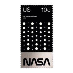 Duane Dalton / Basic Stamps / NASA / Stamps / 2014
