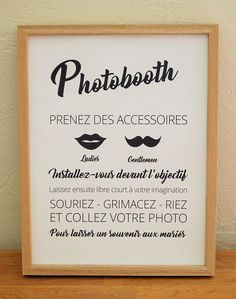 Customizable design with an explanatory photobooth sign. This price is for a digital file in High Definition Dpi), we send you after your online. Print made by yourself on portrait format. Low Budget Wedding, Guest Book Table, Happy 40th, Buttercream Wedding Cake, Diy Photo Booth, Wedding Activities, Traditional Wedding, Wedding Planner, Wedding Photos