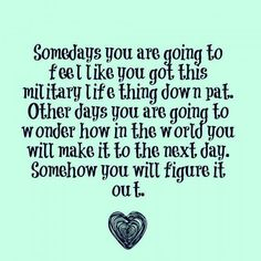 For Military Spouses About Military Life All about military life.All about military life. Military Spouse Quotes, Deployment Quotes, Military Relationships, Military Couples, Military Humor, Military Love, Military Deployment, Military Families, Marines Girlfriend