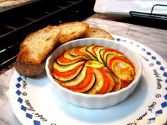 Meatless Monday: Remy's Ratatouille