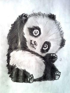 panda bear face drawing - Google Search Panda Png, Niedlicher Panda, Kung Fu Panda, Red Panda, Cute Panda Drawing, Cute Animal Drawings, Cool Drawings, Drawing Sketches, Drawing Animals
