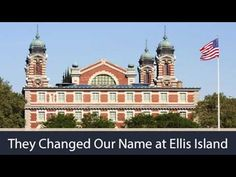Genealogy Gold Podcast (#109) They Changed Our Name at Ellis Island — AncestralFindings.com