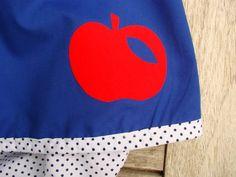 appel voor op een rok