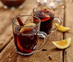 Billington's Classic Mulled Wine Recipe - The aroma of this classic will fill your kitchen with the smell of Christmas. Try swapping the alcohol for apple juice for a non-alcoholic version.