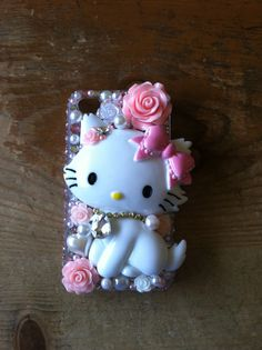 Special order from my shop on Etsy-Cherbearphonecases- I can do anything on any case!!
