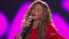 true HD American Idol 2011 Top 12 (Mar 16) Haley Reinhart