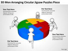 Free PowerPoint Puzzle Piece Clip Art