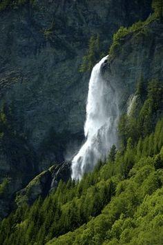Die Krimmler Wasserfälle - the highest waterfalls in Europe