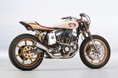 Harley Sportster by Mule Motorcycles