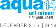 Aqua14 Art Miami at the Aqua Hotel Miami Beach
