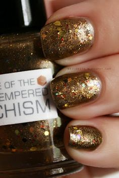 Nerd Lacquer Home of the Untempered Schism #beauty #nailpolish #doctorwho #nerd #lacquer