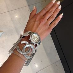 Chanel Arm Candy