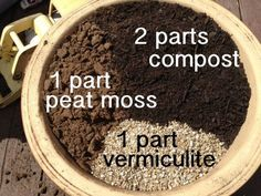 your own soil for optimum organic gardening.Blend your own soil for optimum organic gardening. DIY Potting Soil: 6 recipes for making homemade potting mix for indoor and outdoor plants and seed starting. The Best DIY Soil Mix for Pots & Raised Beds