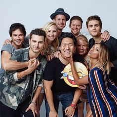 TVD farewell to last SDCC 2016