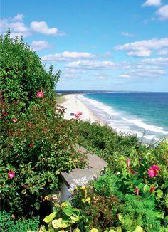 Taylor Swift's Beachfront Home on Rhode Island