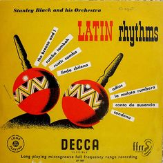 Latin Rhythms - Stanley Black and his orchestra