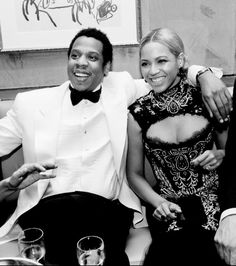 Jay-Z & Beyonce @ The Costume Institute Gala After-Party