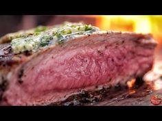 BEST.STEAK.EVER - Wolf's Steak - YouTube