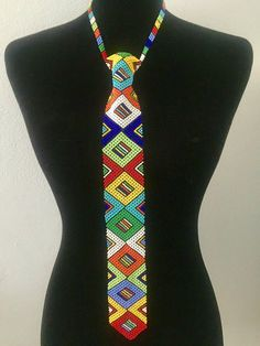 Your home to purchase and promote all issues handmade African Necklace, African Jewelry, Beaded Jewelry, Handmade Jewelry, Beaded Necklace, Jewellery, Loom Beading, Beading Patterns, Zulu Women