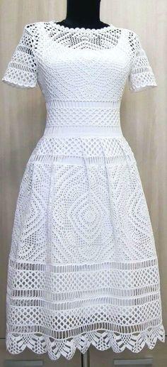 Fabulous Crochet a Little Black Crochet Dress Ideas. Georgeous Crochet a Little Black Crochet Dress Ideas. Clothing Patterns, Dress Patterns, Crochet Patterns, Knitting Patterns, Women's Clothing, Knit Dress, Dress Skirt, Lace Dress, Crochet Woman