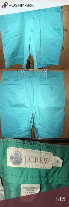 J Crew shorts J Crew Shorts - good condition J. Crew Shorts