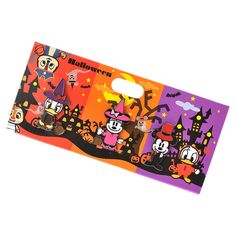 Mickey & Friends Halloween Pin Trading Set