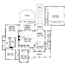 JPH- I love this plan and the exterior is gorgeous!  2193 sq ft