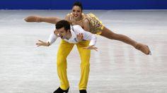En el Saitama Super Arena comenzó la actividad del Campeonato Mundial de Patinaje Artístico sobre hielo.