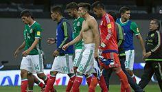 Selección Mexicana sigue sin gustar. | mercuriodeportes
