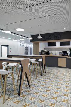 Philips Headquarter by Seel Bobsin Partner - SBP   Office facilities