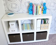 MadeByGirl: My NEW home office.... finally complete !!