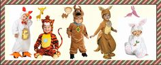 Animal #costume. #Disfraces de #animales. #kids #babies #infantil http://www.leondisfraces.es/categoria-185-disfraces-de-animales